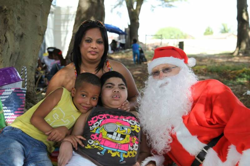 Christmas In South Africa Images.Our Father Christmas In South Africa Rotary Club Of