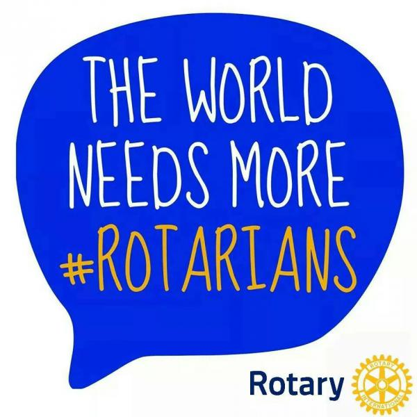 IS ROTARY FOR YOU? - ROTARY Needs you to serve the needs of communities. Watch the slideshow to find out more.