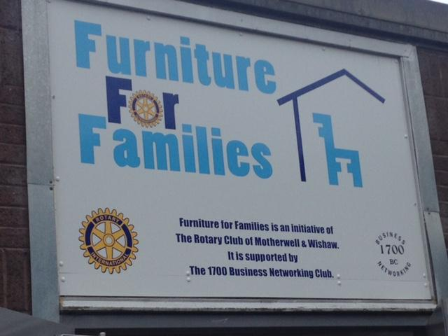 Furniture For Families - Unit Sign