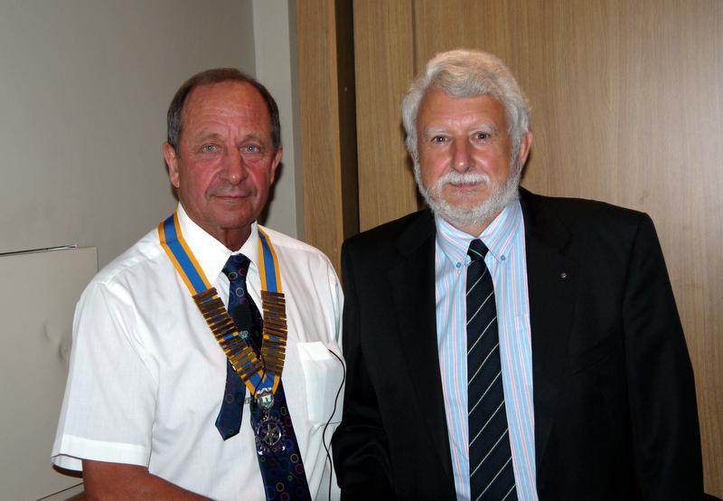 Weekly Meeting Hallmark Gloucester Food Bank Rotarian