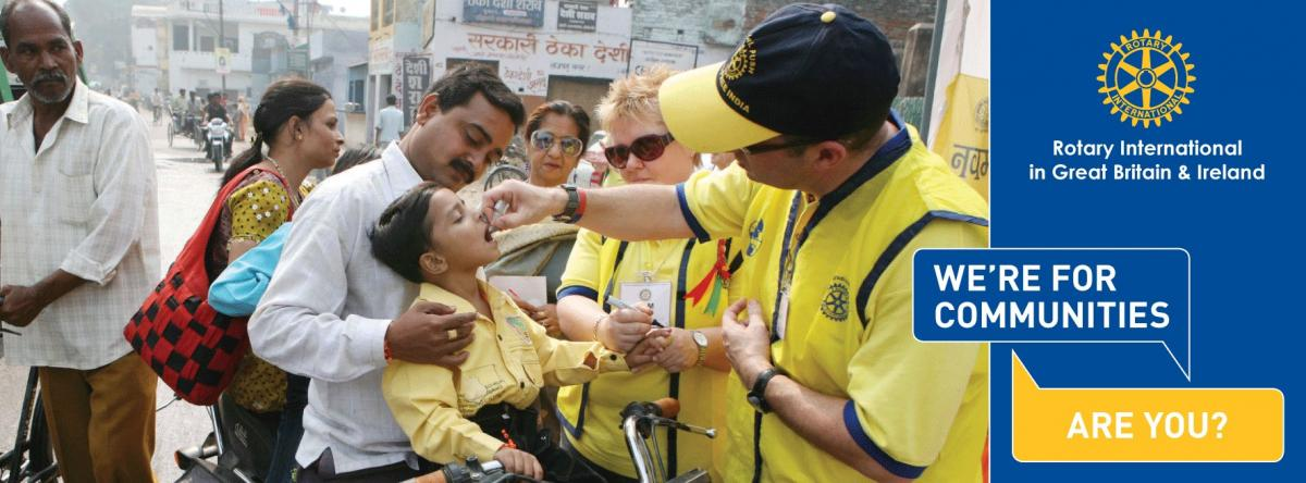 End Polio Now - A National Immunisation Day