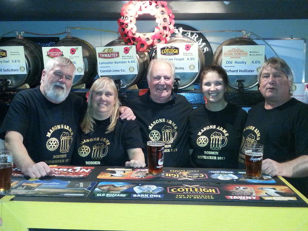 - BODMIN ROTARY BEER FESTIVAL -