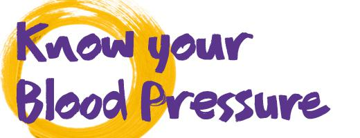 Know Your Blood Pressure Day -