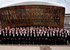 Treorchy Male Voice Choir in Knighton May 26th 2012  -