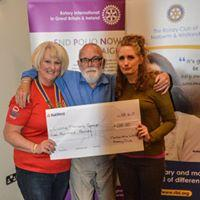 FEEDBACK FROM A SUCCESSFUL CHAMPIONSHIP - The Living Memories Group was one of the Charities and good causes supported