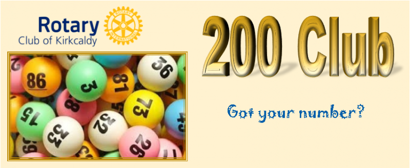200 Club - got your number?