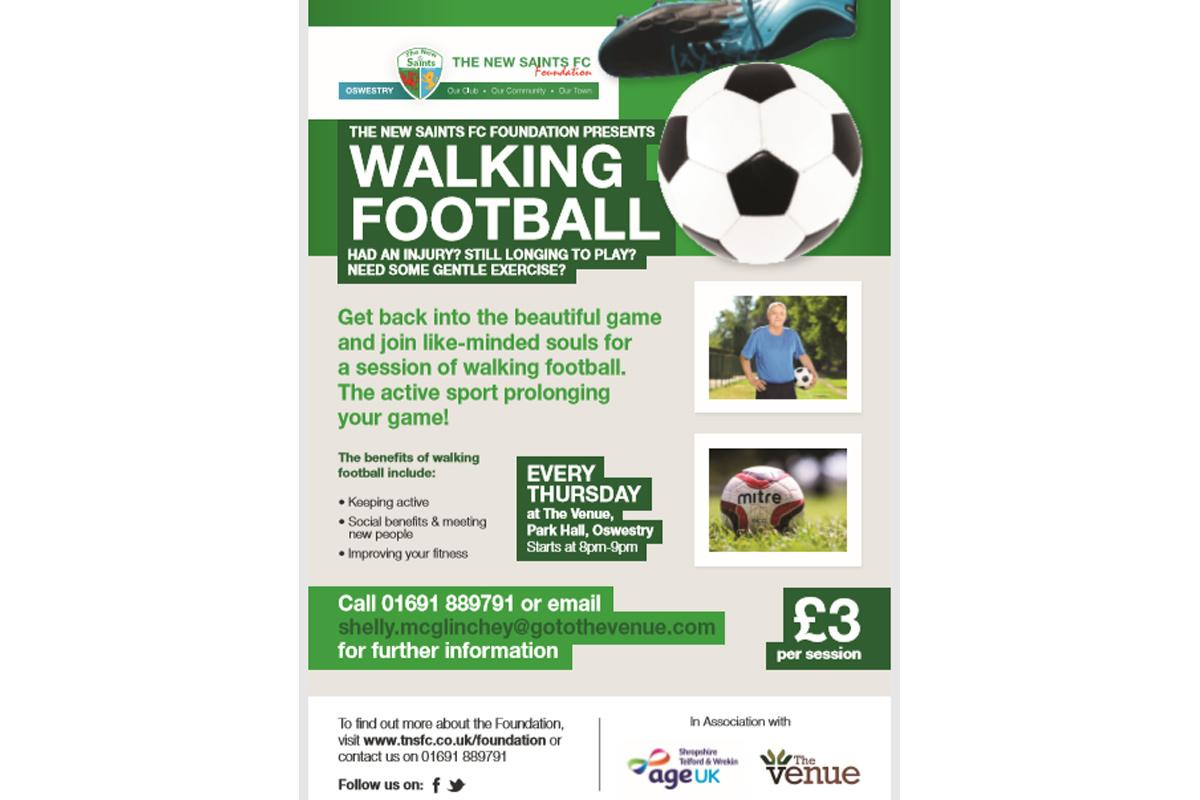 TNS Walking Football