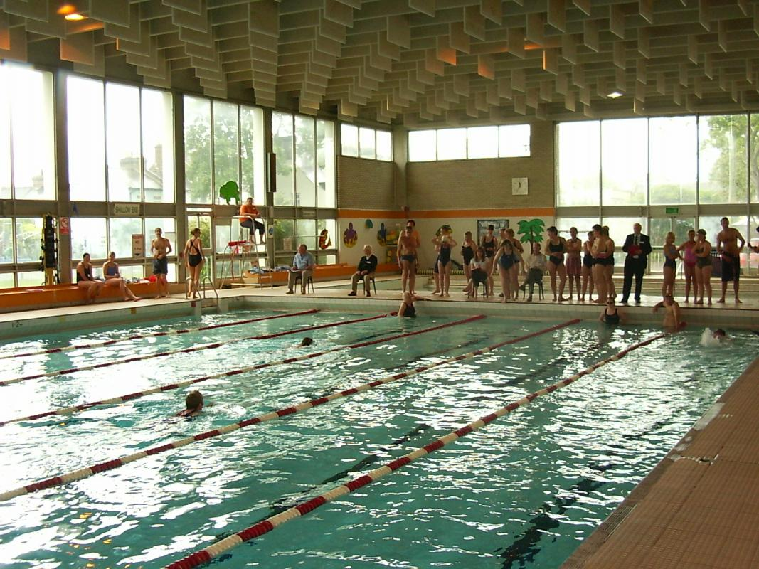 The Richmond Borough Swimathon is an annual event run by The Rotary Club of Twickenham to raise funds for local and international  charities.