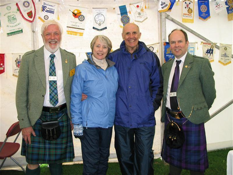 2008 Royal Braemar Highland Gathering -