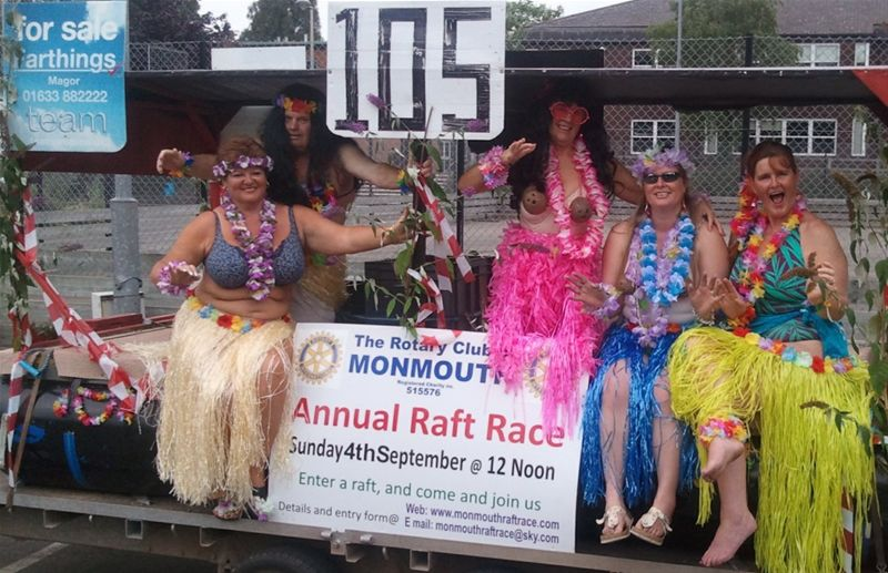 Monmouth Carnival 2011 -