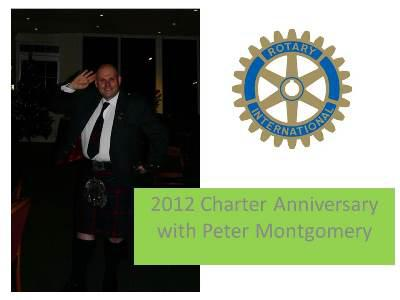 2012 Peter's Charter Night -
