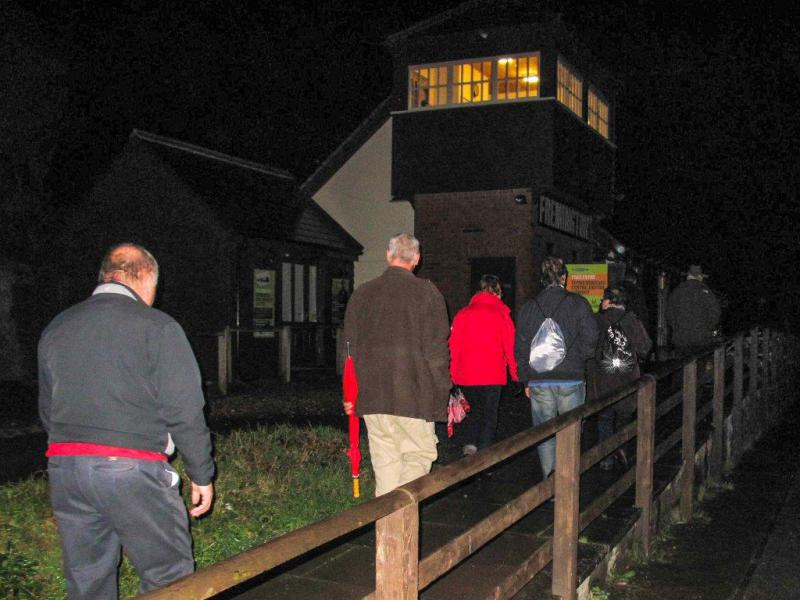 MEAL AT FREMINGTON QUAY 30th OCTOBER 2013 -