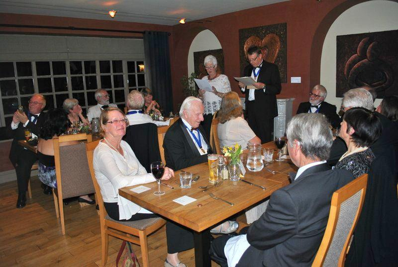 7:30pm PRESIDENTS NIGHT at the Clive Hotel, Ludlow -