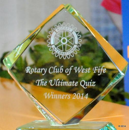 2014 Ultimate Quiz - The Club's fund raiser for Children in Need and local childrens charities