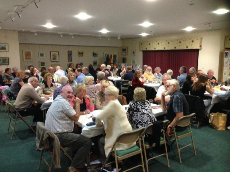 New Forest Rotary Quiz Night  -