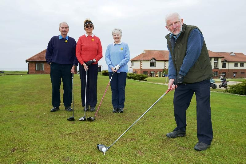 2015 Annual Charity Golf Comp -