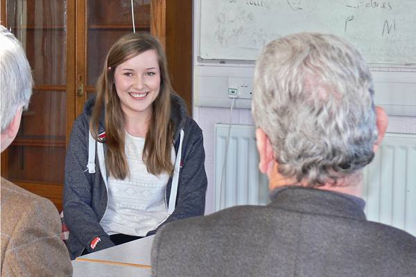 Careers Interviews for Brigg Sixth Forrm -