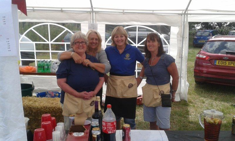 Toothill Show 2015 - Afternoon Bar:-
