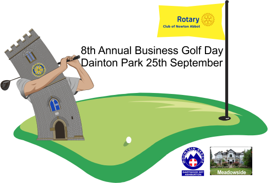 Rotary Golf Day - Dainton -