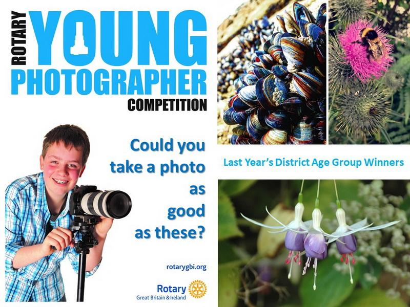 2016-17 District 1175 Rotary Young Photographer Competition