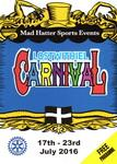 2016 Carnival Programme delivered to every home in Lostwithiel during the weeks leading up to the 2016 Lostwithiel Carnival