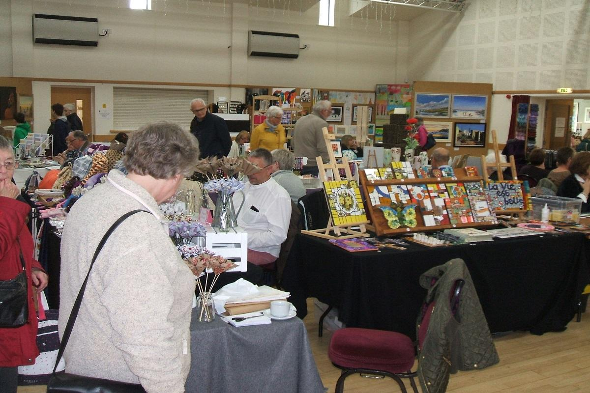 Art Exhibition and Craft Fair -