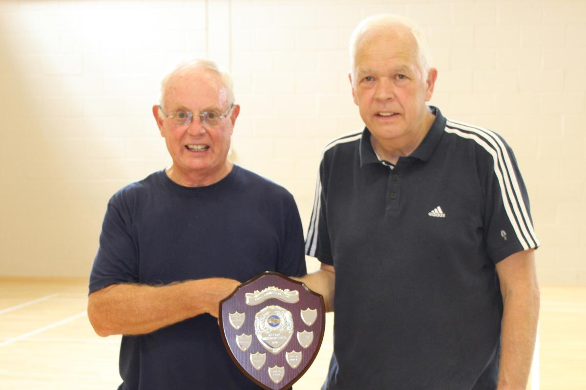 Fleet Rotary win again - FLEET ROTARY WIN DISTRICT TABLE TENNIS COMPETITION FOR THE 4TH YEAR IN A ROW