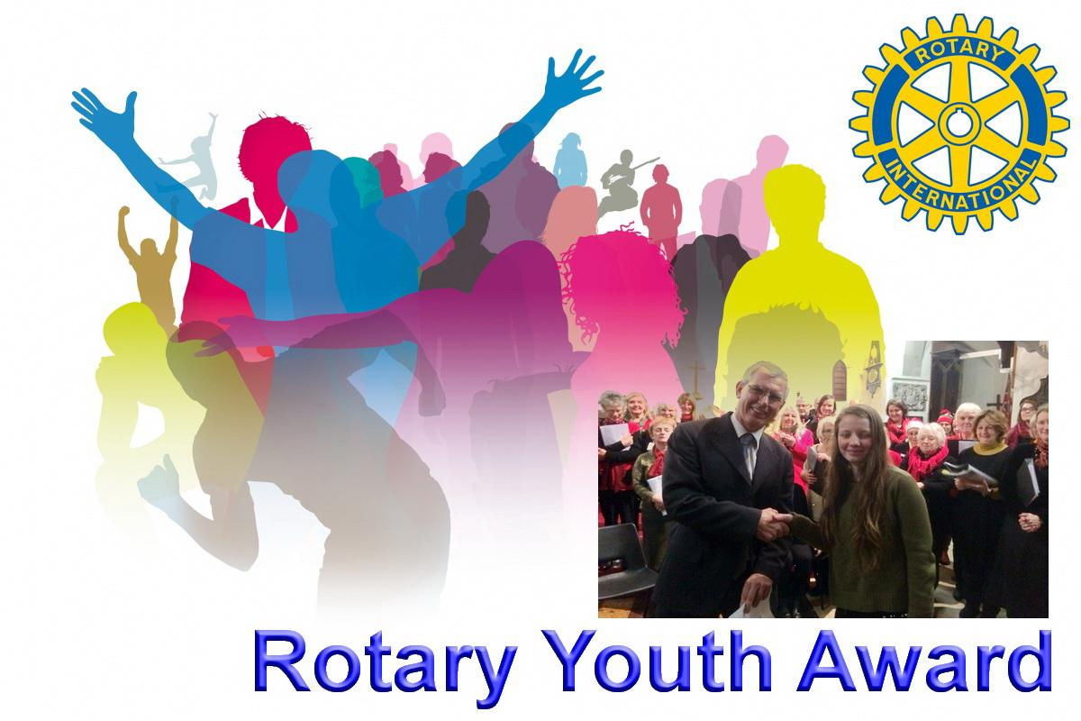 The 2017 Rotary Youth Award has been awarded to Martha Woods, a vital and dependable member of