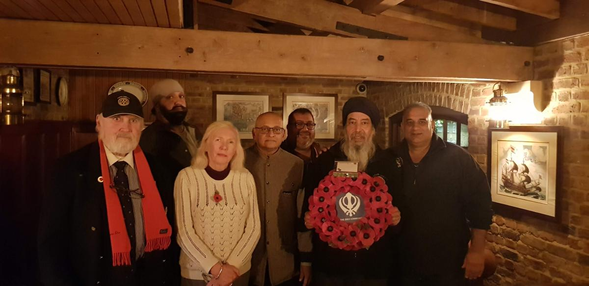Events - Rotary Remembers at Hackney Town Hall - 2018