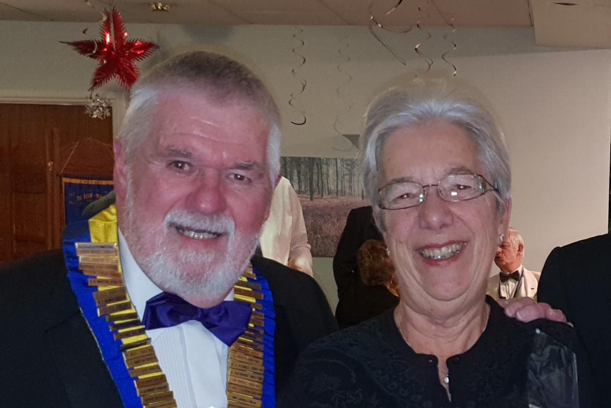 PRESIDENTS ANNUAL DINNER Nov.2018 -