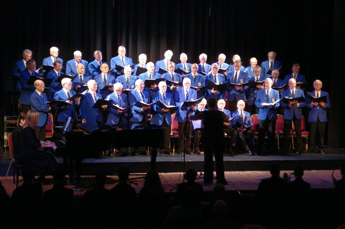 Chess Valley Male Voice Choir - CVMVC