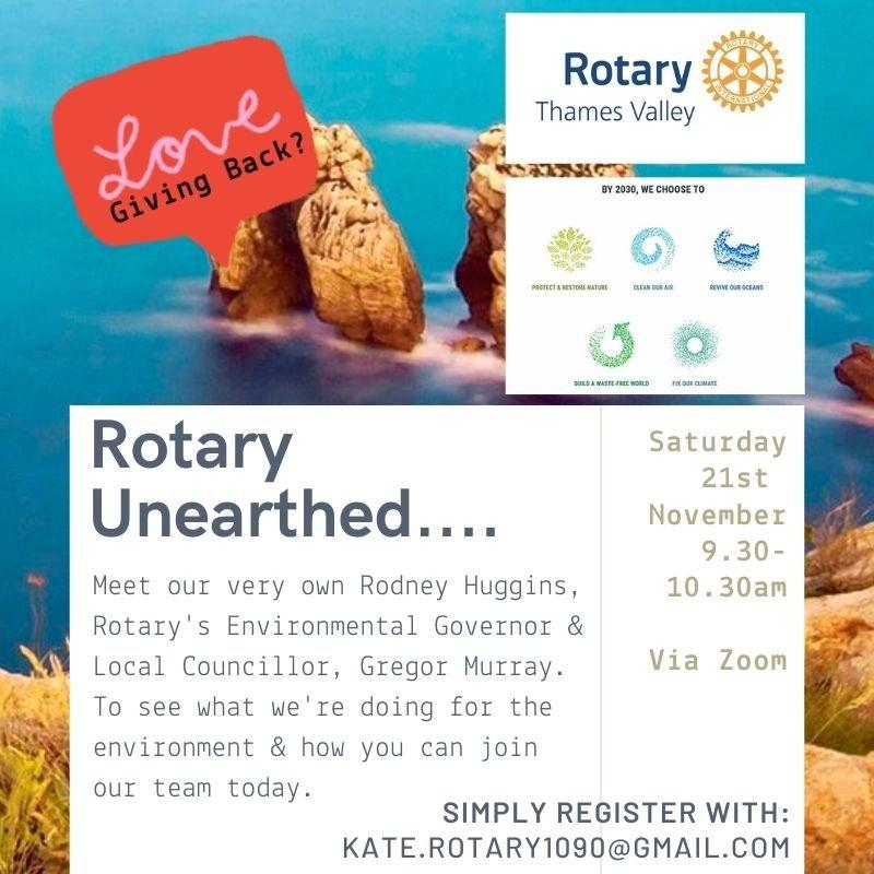 Rotary Unearthed