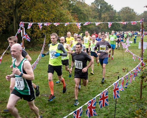 Burnham Beeches Run 2017 -