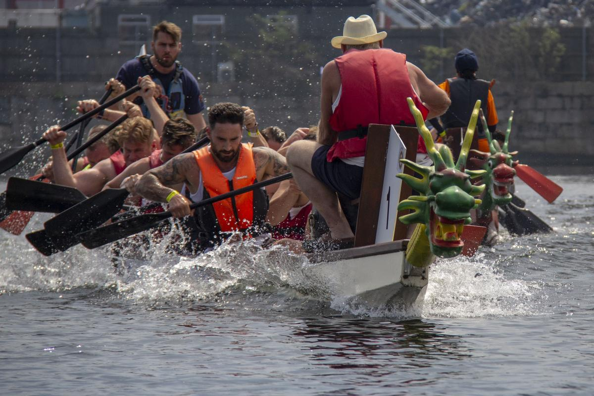 2018 Dragon Boat Challenge photos -