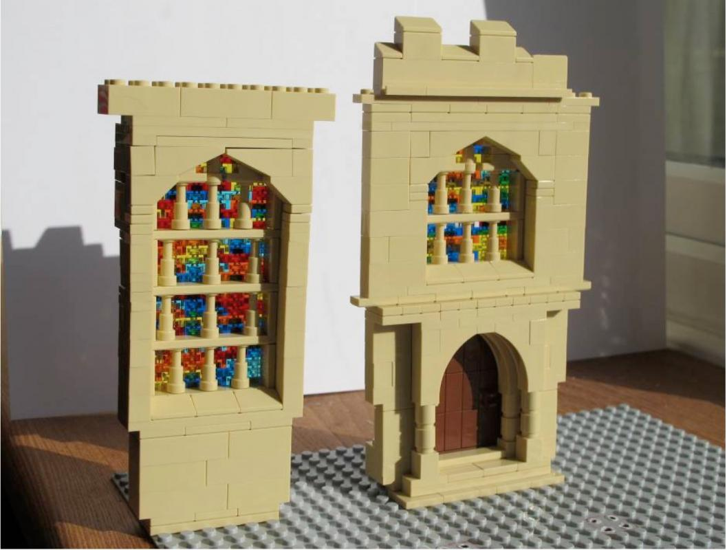 Clubbing together to support the LEGO Abbey - 31st May 2017 -