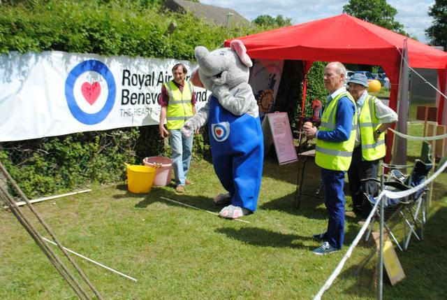RAF Community Support Day 2015 - Have a Go, Joe!!