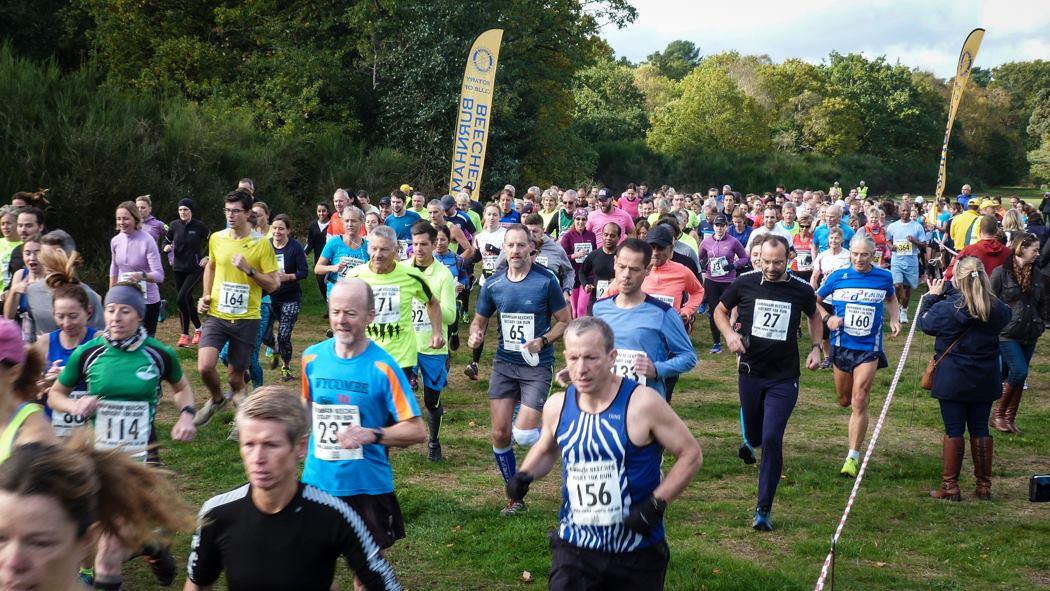 Burnham Beeches Run -
