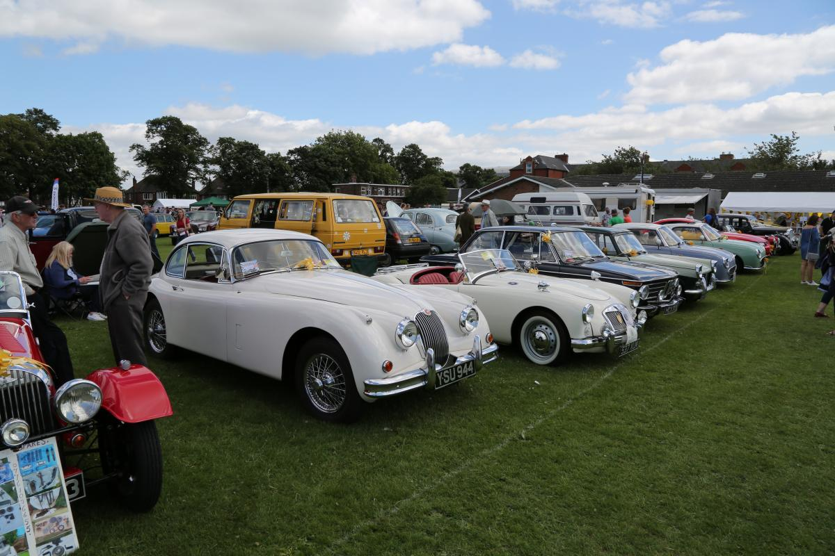 Doncaster Classic Car And Bike Show Rotary Club Of Doncaster - Classic car show near me 2018