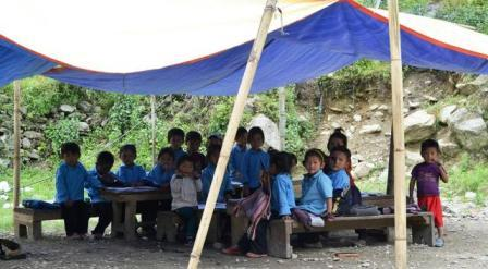 Schoolbags for Nepal -