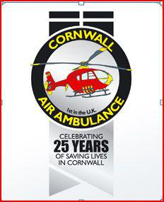 Presentation to Air Ambulance -
