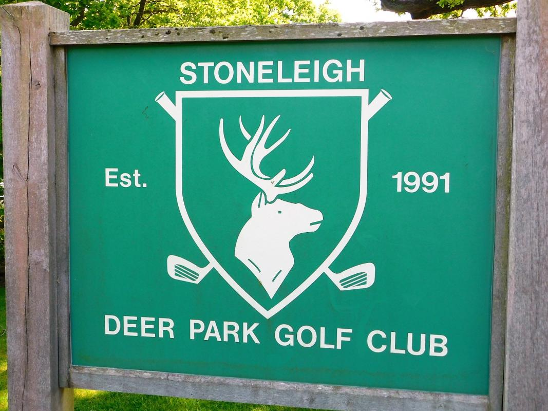 Golf Day at Stoneleigh Deer Park - May 15th 2018 -