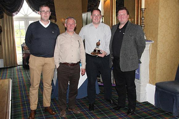 2015 AM AM Golf Day - Winners: C-Bril representing Condies Business Recovery