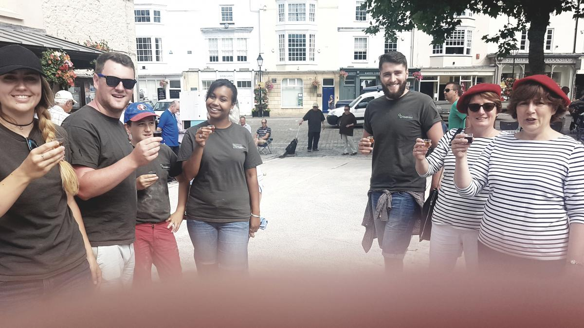 Wells Boules Tournament July 2018 -