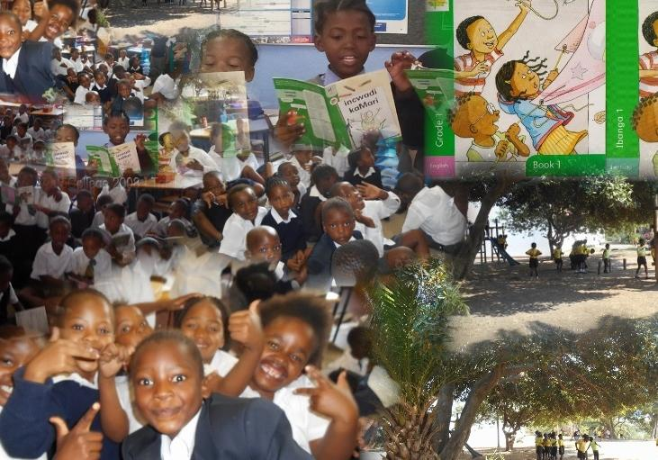 Exciting new books to help literacy in Cape Province