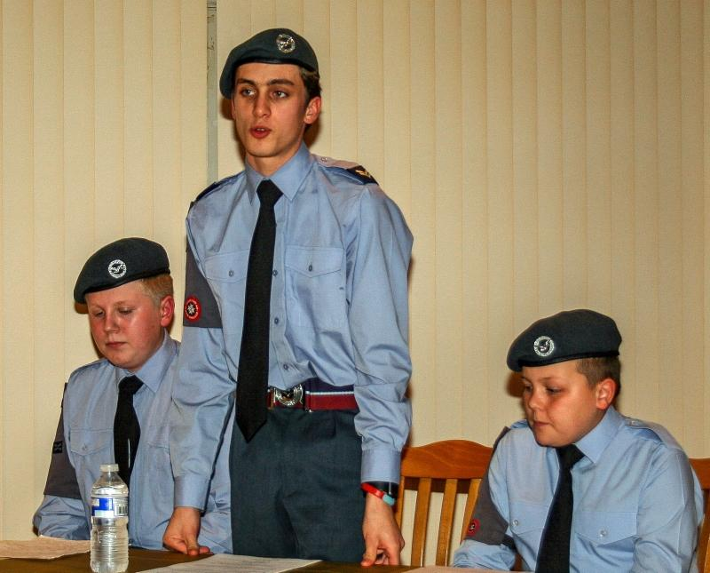 Youth Speaks in Penicuik -