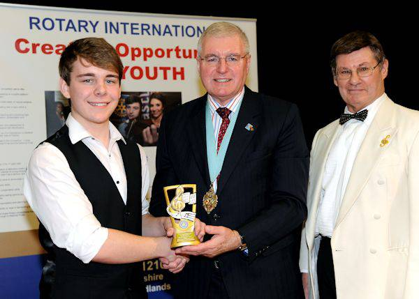 Young Musician Competition - District Winner Andrew Tatum