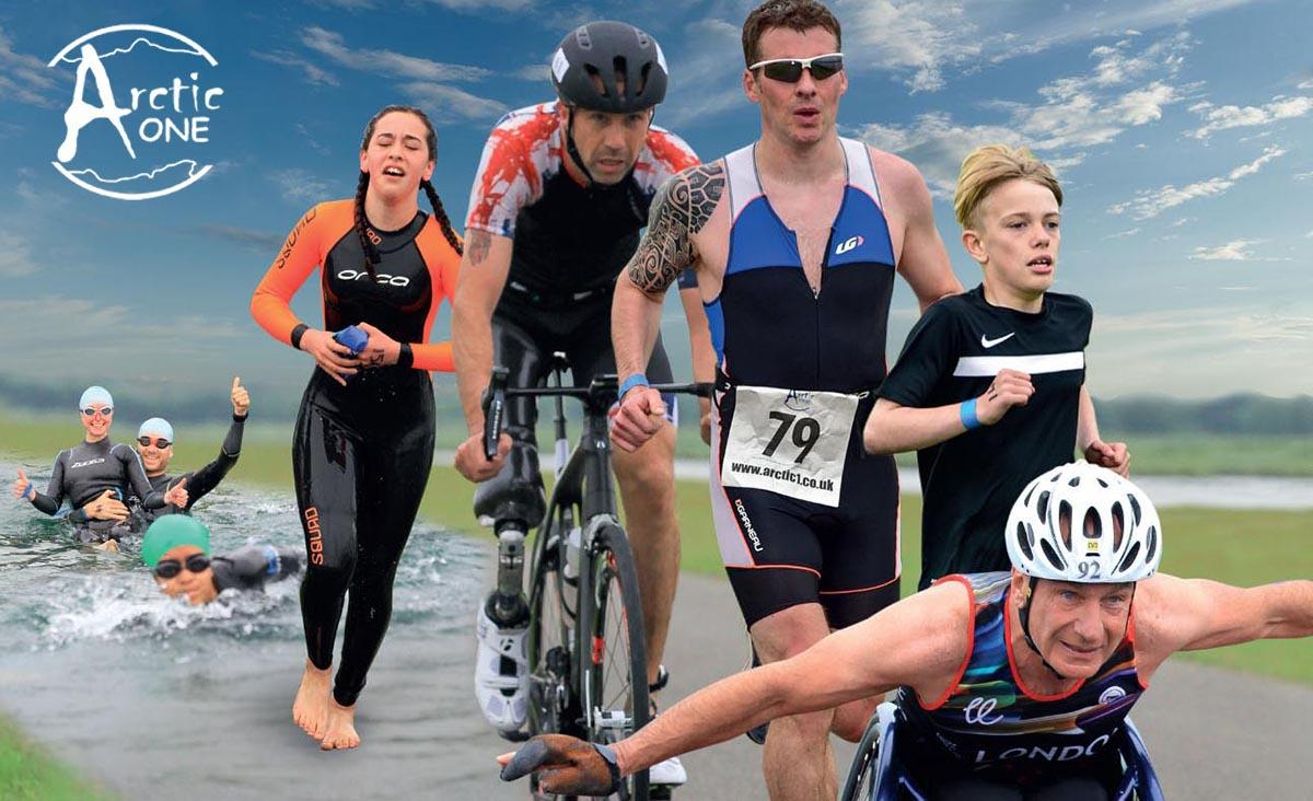 Help Arctic One make Para Tri-athlete dreams a reality - Arctic One Tri and Para Tri Festival