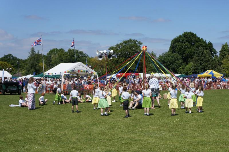 Ashtead Village Day takes place each year in June