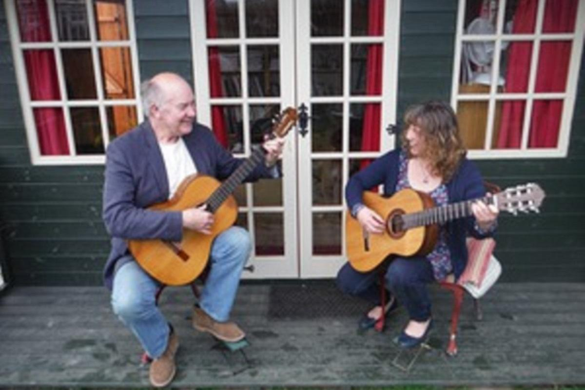 Guitar Concert raises more than £500 for Aquabox