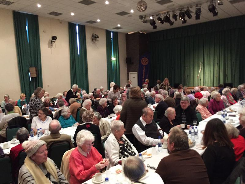Senior Citizen's Concert 2016 -